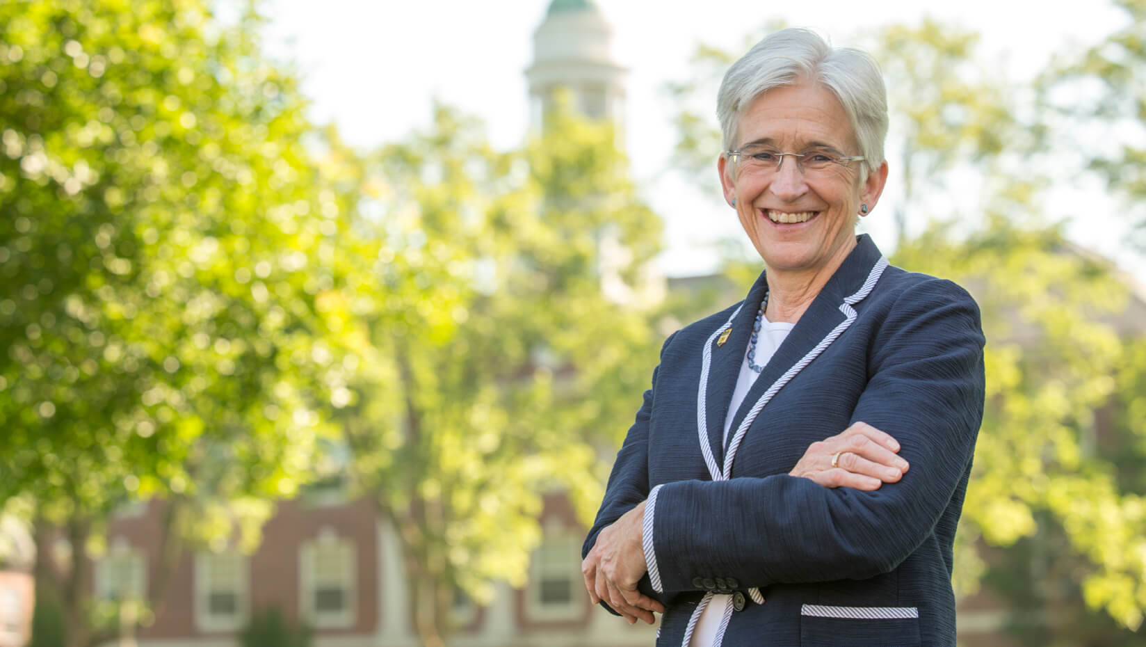 featured image for UMaine President Susan J. Hunter's appointment extended to 2018
