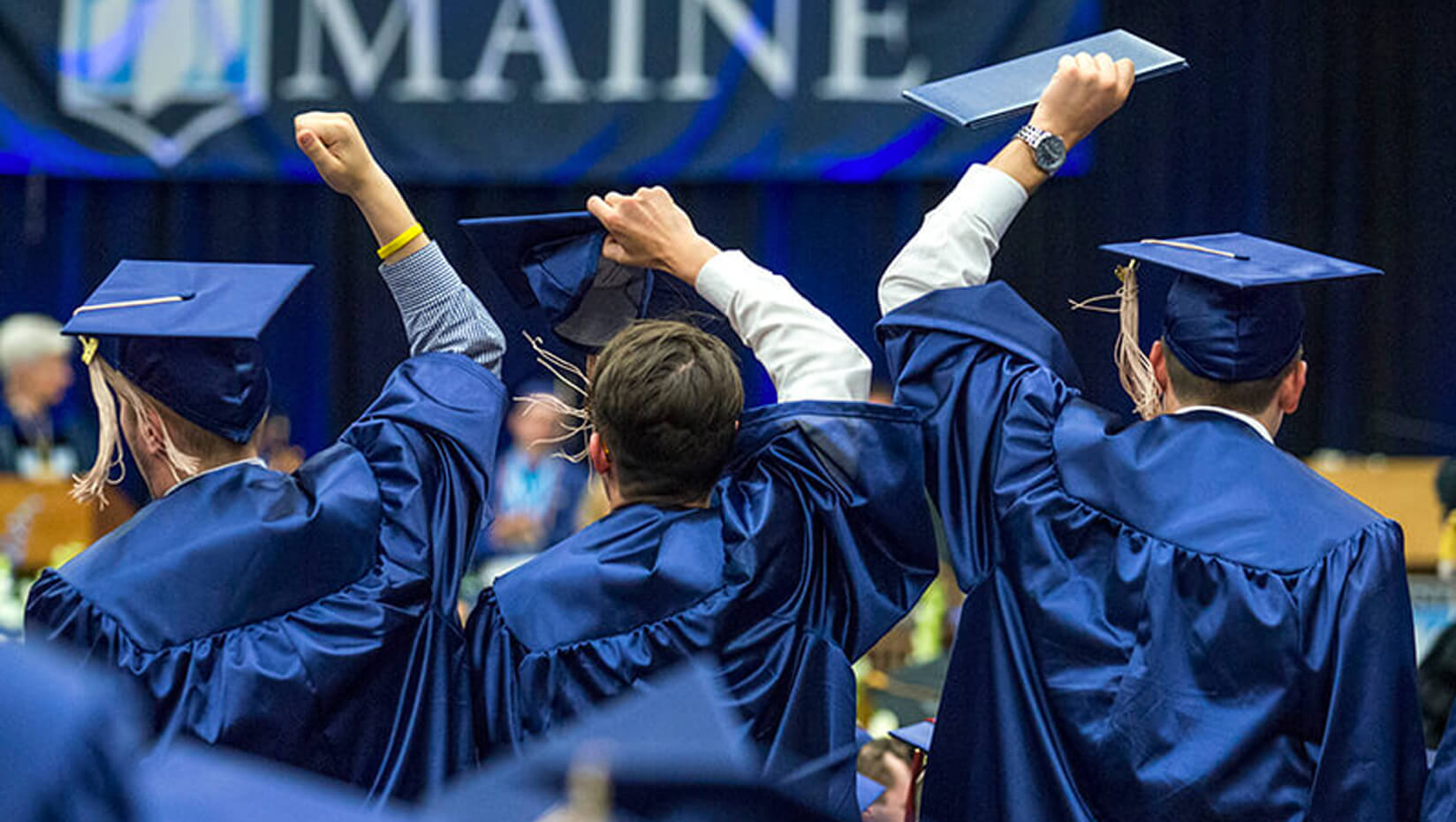 featured image for UMaine names its 2017 Outstanding Graduating Students