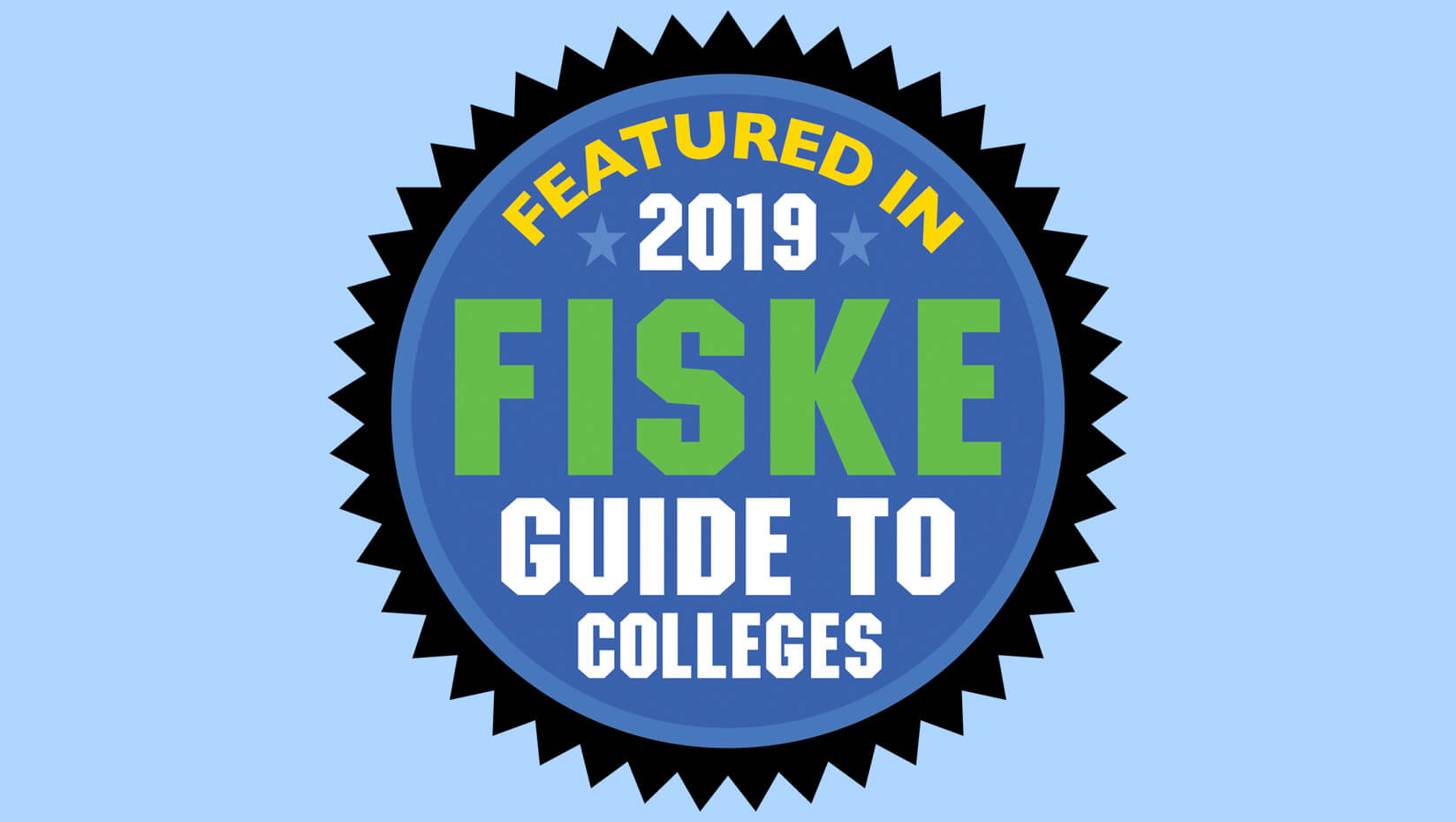 featured image for UMaine named among 'best and most interesting' by 2019 'Fiske Guide'
