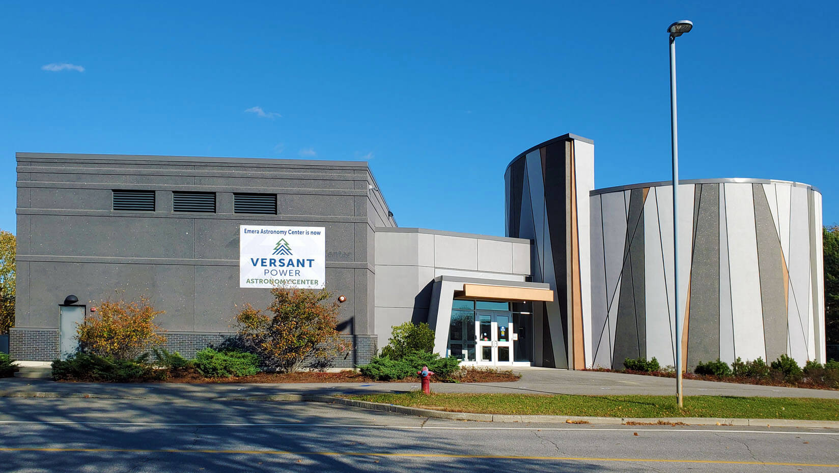 featured image for UMaine Emera Astronomy Center is now Versant Power Astronomy Center