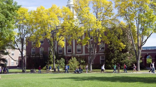 University of Maine - Stevens Hall