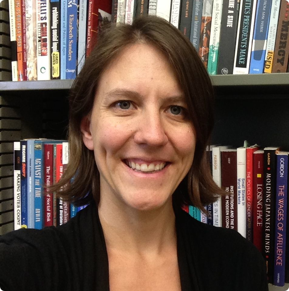 Dr. Kristin Vekasi photo
